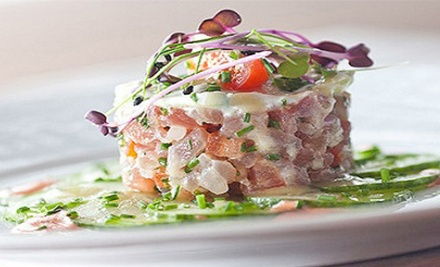 $60 for $120 Worth of French Cuisine at Dinner at Jeanne & Gaston