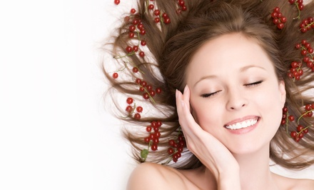 Holiday Facial Package, or One or Two Arctic-Berry Peptide Facial Treatments at Bloom Skin Spa (Up to 57% Off)
