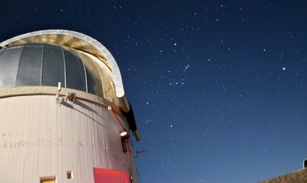 General Admission for Four or Basic Membership to Lowell Observatory (50% Off)