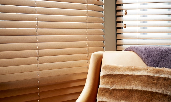 1-800-4Blinds - Chicago: Blinds or Shades from 1-800-4Blinds (Up to 76% Off). Three Options Available.