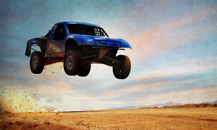 Vegas Off Road Experience - Henderson: Off-Roading Adventure Packages at Vegas Off Road Experience (Up to 38% Off)