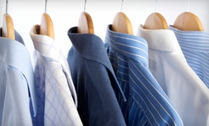 One Stop Cleaners: $10 for $25 Worth of Dry-Cleaning Services at One Stop Cleaners