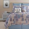 Eastman 8-Piece Jacquard Comforter Set