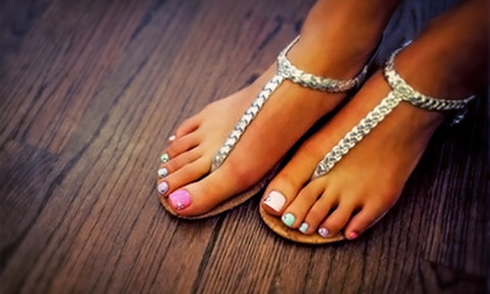 Princess Nail Lounge - Near North Side: $35 for Two Pure Pedicures at Princess Nail Lounge (Up to $70 Value)