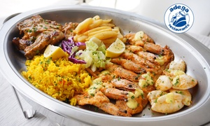 Adega - Gateway: Adega Combo Platter for Two for R229 for Two at Adega Gateway (47% Off)