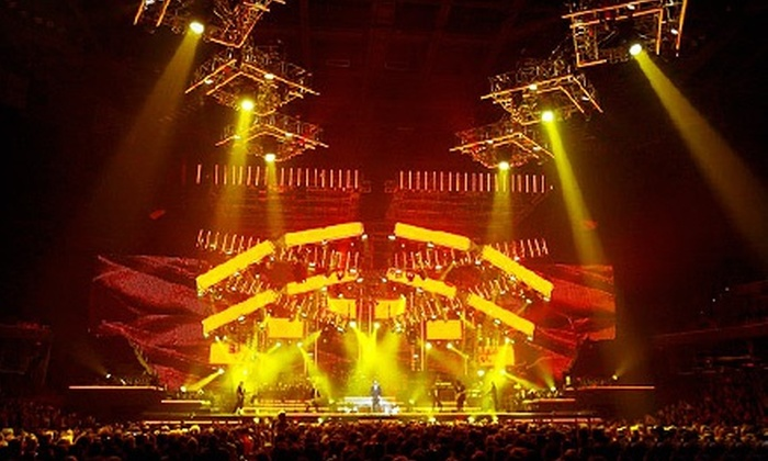 Hallmark Channel Presents Trans-Siberian Orchestra 2013 - Amalie Arena: Hallmark Channel Presents Trans-Siberian Orchestra 2013 at Tampa Bay Times Forum on December 1 (Up to 50% Off)