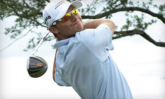 Elite Golf Performance - Port Aransas: $39 for One-Hour Private Golf Lesson at Elite Golf Performance in Port Aransas ($100 Value)