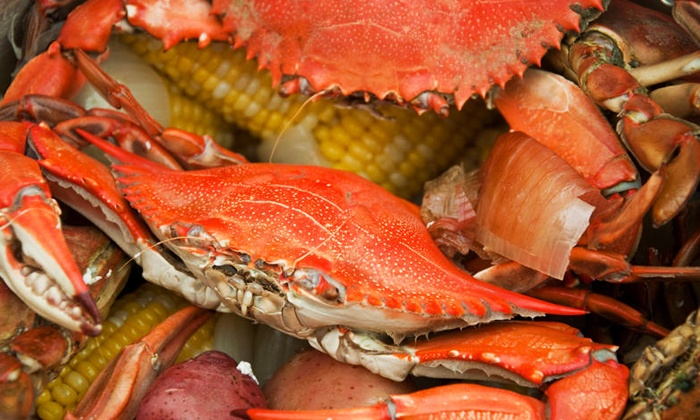 Savannah's Fresh Catch Seafood - Victorian District - East: $13 for Seafood at Savannah's Fresh Catch Seafood (35% Off)