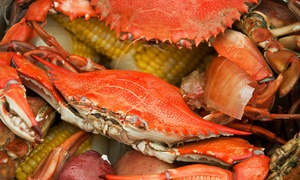 Savannah's Fresh Catch Seafood: $13 for Seafood at Savannah's Fresh Catch Seafood (35% Off)