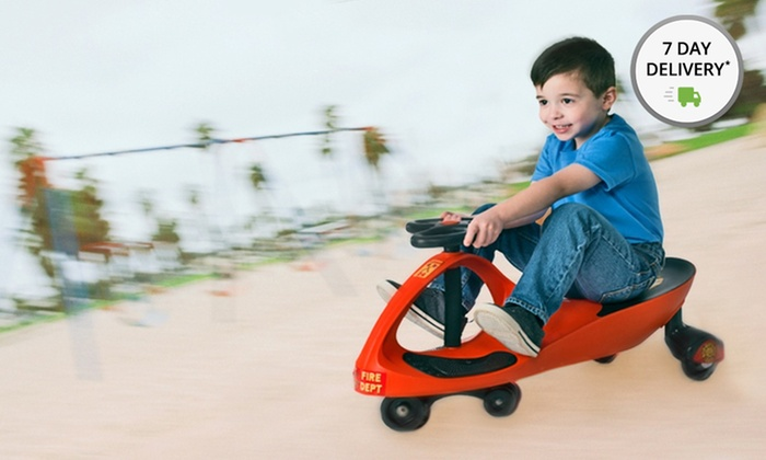 Lil' Rider Wiggle Ride-On Car: Lil' Rider Wiggle Ride-On Car. Multiple Styles Available. Free Shipping and Returns.