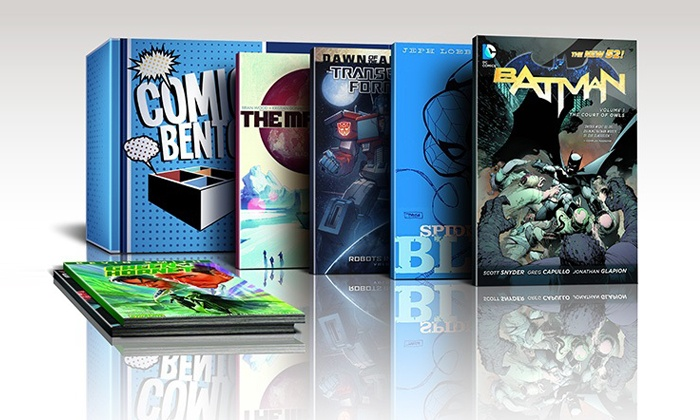 Comic Bento: One- or Three-Month Subscription to Comic Bento (Up to 64% Off)