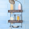 Totally Bath Woven Fabric Shower Caddy