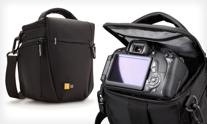 Case Logic DSLR-Camera Holster: $11.99 for a Case Logic DSLR-Camera Holster ($24.99 List Price). Free Returns.