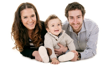 Group Photoshoot Plus Framed Print and Slideshow for €49 at True Shot Photography (87% Off)