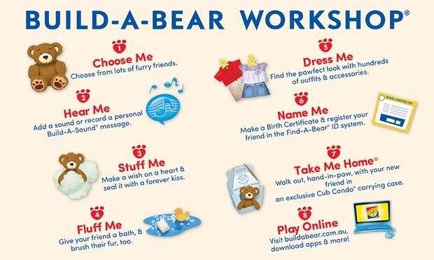 Where Is The Closest Build A Bear Workshop