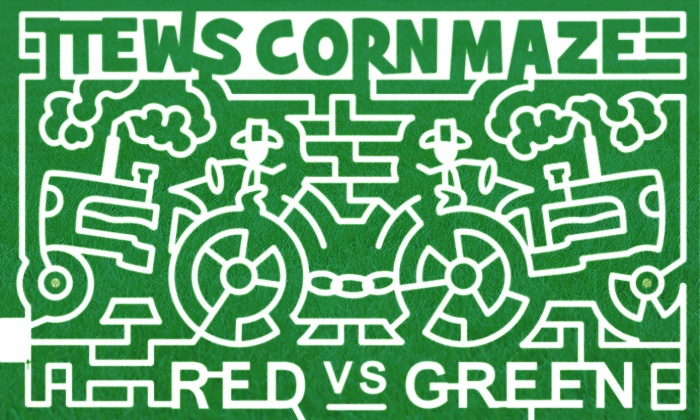 Tews Corn Maze - Winona: Admission for Two or Four or Season Pass for One to Tews Corn Maze (Up to 46% Off)
