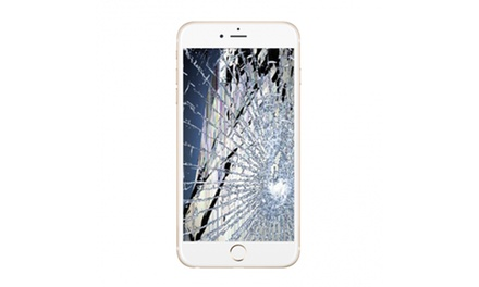 Réparation d'écran LCD d'iphone 4, 4S, 5, 5C, 5S, SE, 6, 6+, 6S, 6S+, 7 et 7+ dès 34,90 € chez High Tech Repair Center