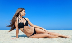 Lani Beach Tanning Salon: One or Three Mystic Tans or One-Month of Unlimited Tanning (Up to 55% Off)