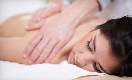 $49 for a 60-Minute Massage at Mirror Mirror Salon Spa ($120 Value)