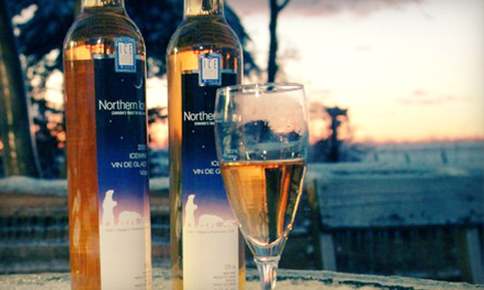 The Ice House Winery - Niagara-on-the-Lake: Wine Tour and Icewine Tasting for Two or Four at The Ice House Winery (Up to 53% Off)