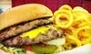Bogey's Hamburgers - Tulsa: $6 for $12 Worth of Cheeseburgers and Fries at Bogey's Hamburgers