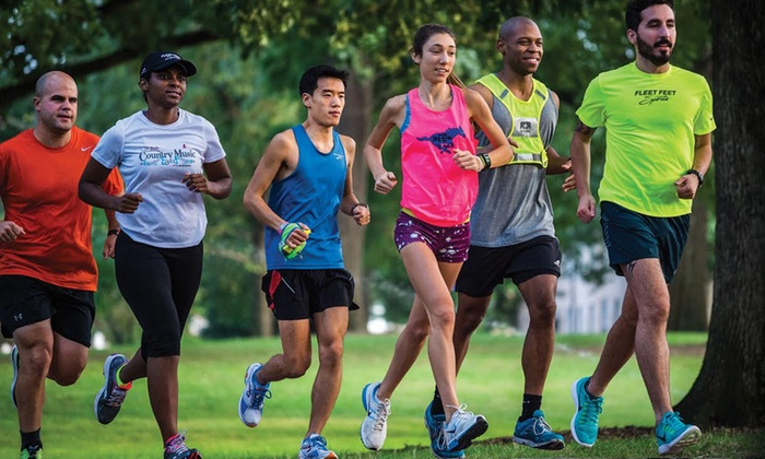 Fleet Feet Sports - The Villiage at Meridian: $15 for $25 Worth of Running Essentials and Apparel at Fleet Feet Sports Meridian