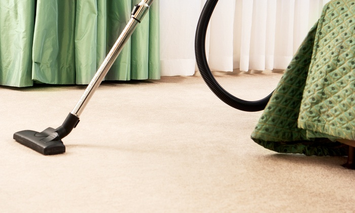 Greener Cleaners - Dallas: Carpet Cleaning for Three or Four Rooms and One Hallway, or for a Whole House from Greener Cleaners (Up to 70% Off)