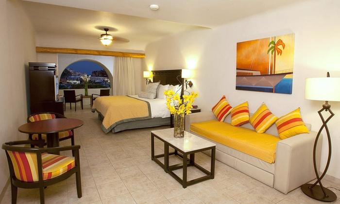 Club Tesoro At Wyndham Cabo San Lucas Resort In Cabo San