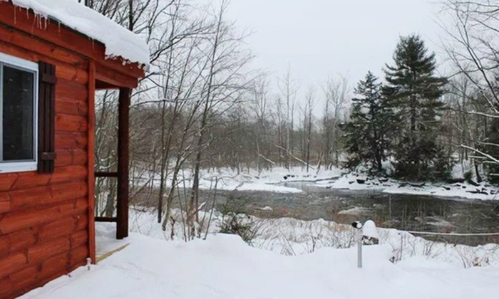 ... Fish Creek Cabin Resort   Taberg, NY: 2 Night Stay For Two In