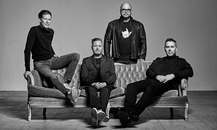Barenaked Ladies - Red Hat Amphitheater: Barenaked Ladies, and Digital-Album Download at Red Hat Amphitheater on Saturday, July 4 (Up to 45% Off)
