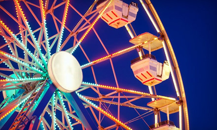 Stanislaus County Fair - Turlock: One-Day Outing for Two or Four or 10-Day Pass to Stanislaus County Fair in Turlock (Up to 58% Off)