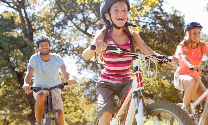 Swamp Rabbit Trail Bike Shop - Parker: $44 for $80 Worth of Bicycle Rental — Swamp Rabbit Trail Bike Shop