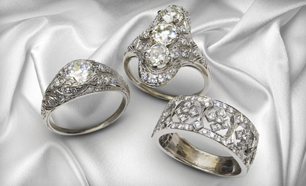 Perry's Fine, Antique and Estate Jewelry in Charlotte, NC | Groupon
