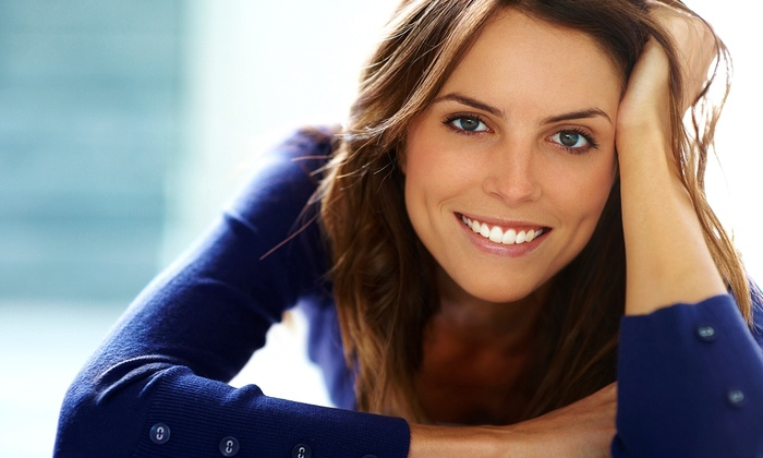 Center for Cosmetic and Family Dentistry - Henderson: $43 for a Sparkling Smile Package at Center for Cosmetic and Family Dentistry ($268 Value)