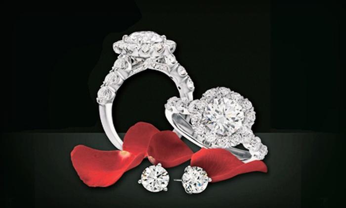 Azzi Jewelers - Lansing: $200 for $450 Toward Engagement Ring or $100 for $225 Toward Jewelry at Azzi Jewelers