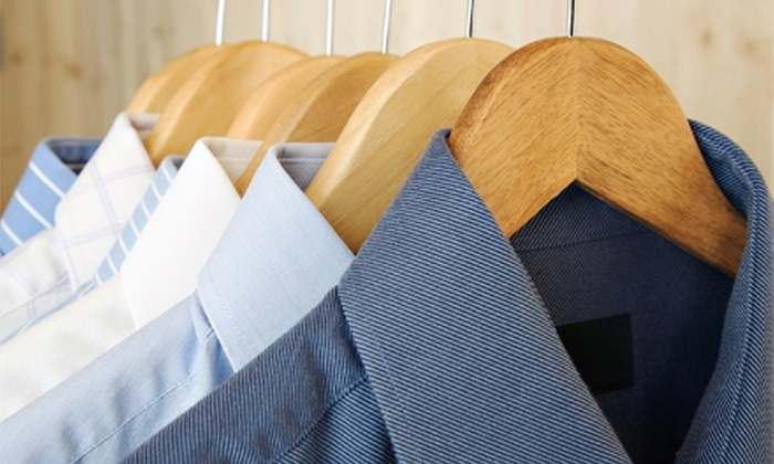 Superior 7 Cleaners - Myers Park: $10 for $20 Worth of Dry Cleaning at Superior 7 Cleaners