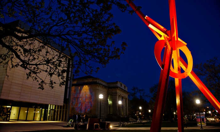 University of Michigan Museum of Art - Ann Arbor: $36 for a Supporter-Level Membership at the University of Michigan Museum of Art ($75 Value)