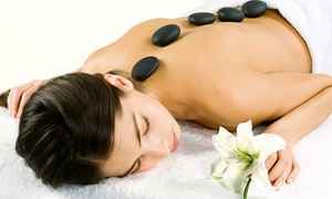 Massages With Natural Herbs, Essential Oils, And Hot Stones At In Spa (up To 40% Off). Two Options Available.