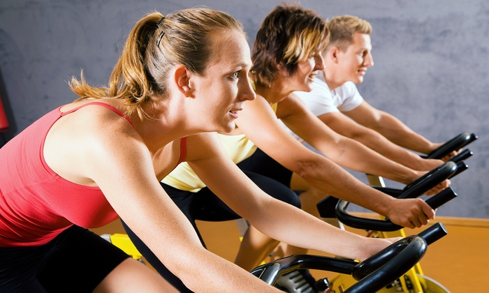 Gstartfit - Newton Upper Falls: 10 Indoor Cycling Classes at Gstarfit (55% Off)