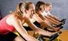 Gstarfit - Newton Upper Falls: 10 Indoor Cycling Classes at Gstarfit (55% Off)