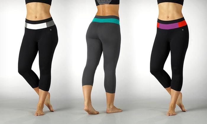 Bally Fitness Capri Leggings: $15.99 for Bally Fitness Tummy Control Capri Leggings ($55 List Price). Multiple Options Available. Free Shipping.