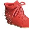 Lady Godiva Dana Women's Wedge Sneakers (Size 9)