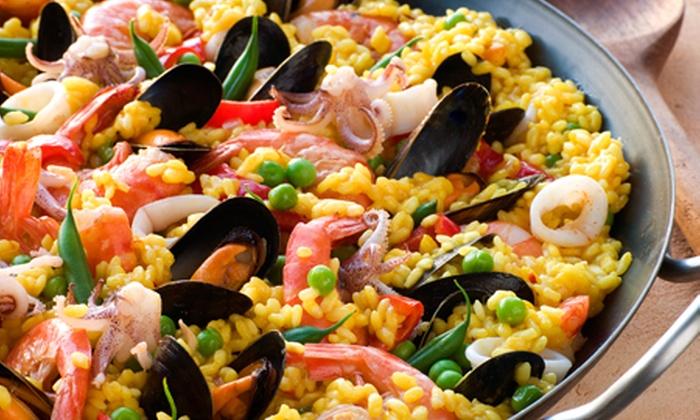 Para Picar - Osteria Para Picar: Menu spagnolo con paella e sangria a 24 € invece di 68,50