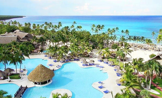TripAlertz wants you to check out ✈ All-Inclusive Be Live Collection Canoa Stay w/ Air, Taxes & Hotel Fees. Price per Person Based on Double Occupancy. ✈ All-Inclusive Dominican Vacation with Airfare - All-Inclusive Dominican Vacation