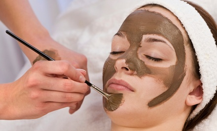 Chocolate Facial, Chocolate  Body Scrub, or Both at Plush Style Lounge (Up to 72% Off)