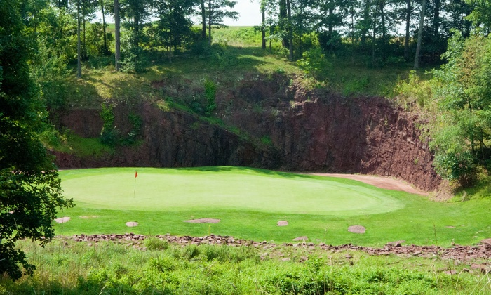 The Links at Gettysburg - Gettysburg, PA: 18-Hole Round of Golf with Cart and Range Balls for Two or Four at The Links at Gettysburg (Up to 42% Off)