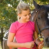 Up to 53% Off Horseback-Riding Lessons in Tomball