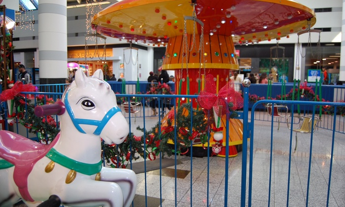 Clown 'N Around - Located inside The Boulevard Mall: $8 for $16 Worth of Amusement-Park Visits — Clown 'N Around