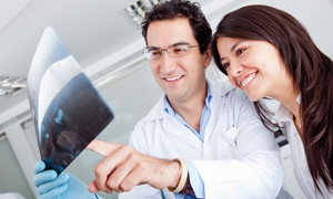 C.S.I. Dental: Dental Exam and X-Ray with Sedation Dentistry, Veneers, or Invisible Orthodontia at C.S.I. Dental (Up to 98% Off)