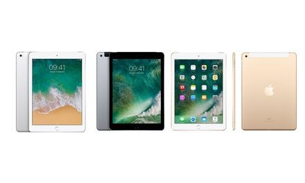Apple iPad 2017, 9.7 pouces, reconditionné